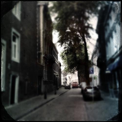 Als je langs de drugsdealers heen kijkt blijft Maastricht mooi