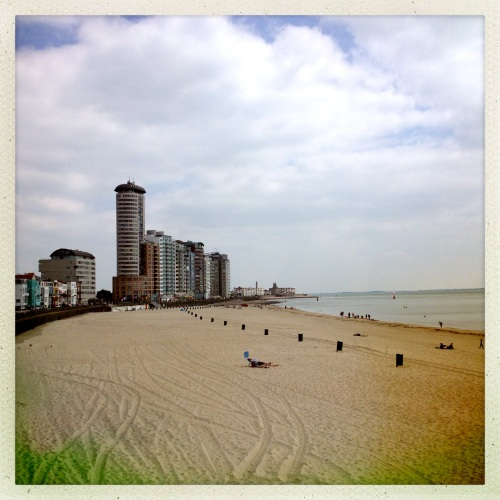 Hallo Vlissingen, zon zee en strand!