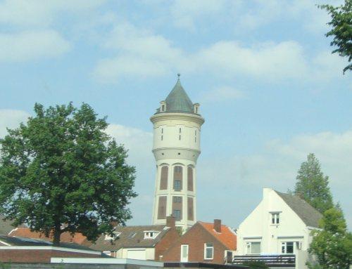 Dat is een mooie toren ..