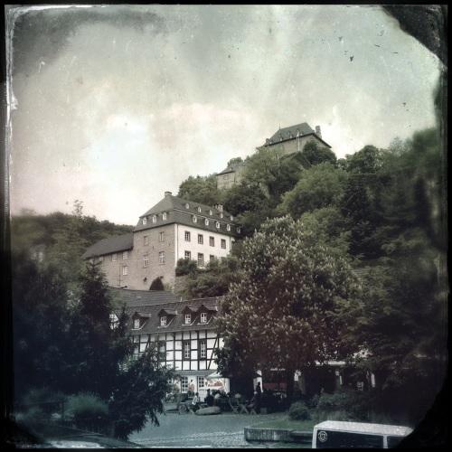 Blankenheim, de eerste stop van vandaag.