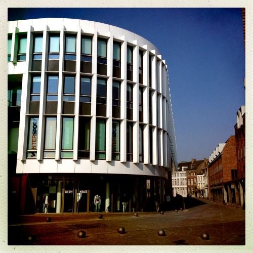 Hallo Maastricht, ik ben er weer.