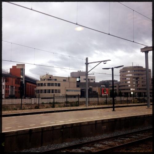 Station Heerlen...er zijn mooiere plekken te vinden