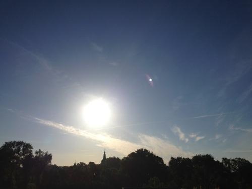 Oh soleil soleil...