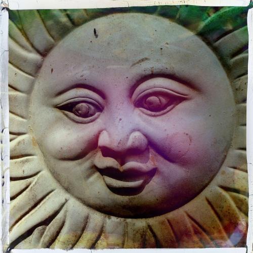 en de zon..