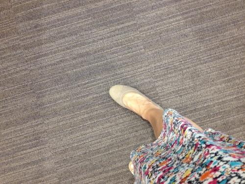 Nieuwe schoenen zoeken (en vinden)
