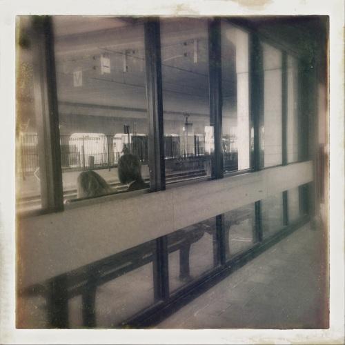 Station Heerlen, ook geen feest