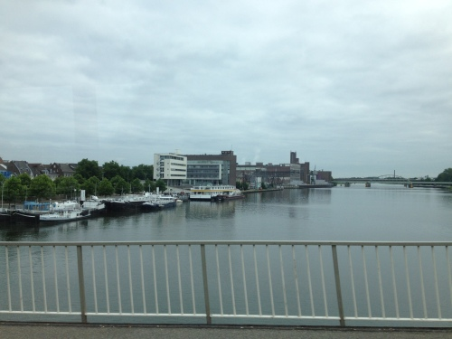 Hallo Maastricht. kan er hier nog een straaltje zon vanaf?