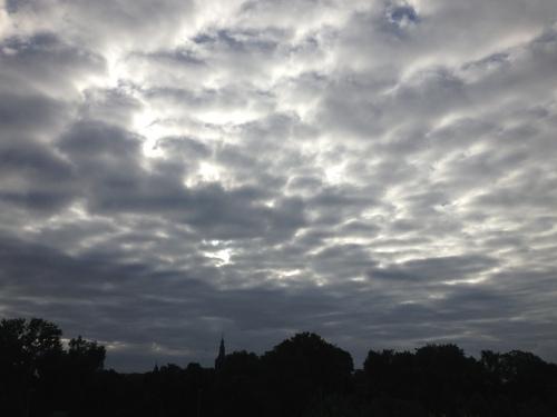 Er lijkt een sprankje licht te gloren aan de horizon, maar of dat ook nog iets wordt?