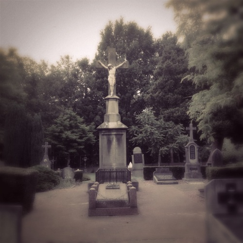 Rondje kerkhof