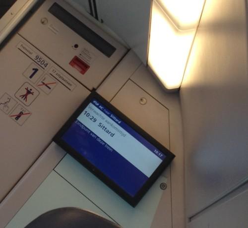 Ik ga naar Utrecht. Neehee...niet Sittard.. Utrecht!