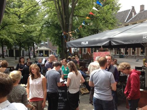 Ik ben er! Cafe Hofman in Utrecht voor de leukste lunch van Nederland