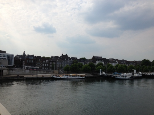 Toedeloe Maastricht, 't is mooi geweest.