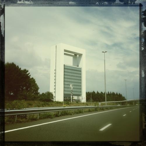 Ik blijft dit een prachtig gebouw vinden.