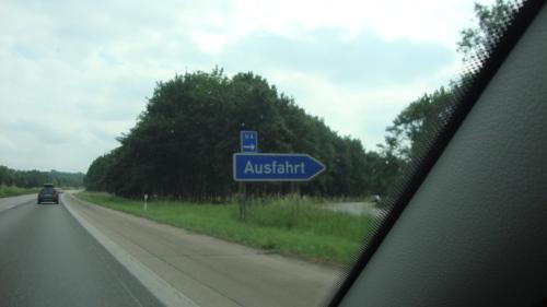 Kijk Wendy Amelie, wij hebben ook ausfahrten..:)