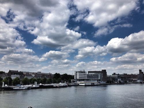 Maastricht heeft 't weer vandaag.