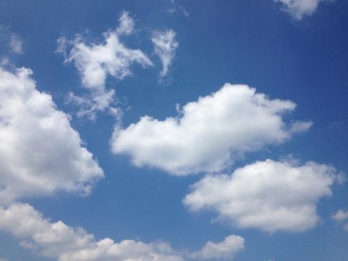 En wat dachten jullie van deze lucht?