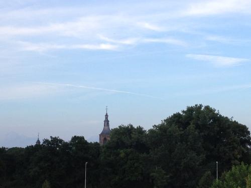 Dag toren, dag dag, tot morgen!
