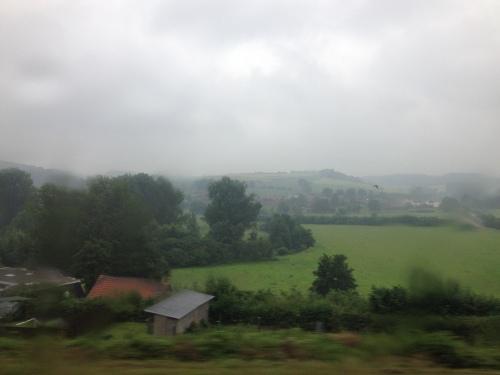 Goedemorgen Limburg. We moeten het er maar mee doen.
