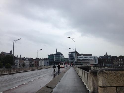 Doei Maastricht.
