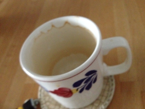Na afloop is er koffie.