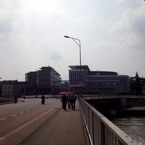 Dag Maastricht, vasthouden die zon he?