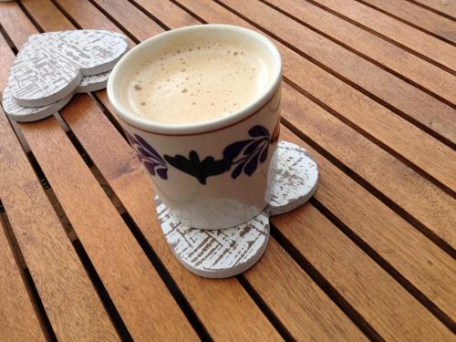 ..en dan is er weer koffie.