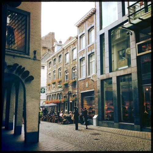 Oude straatjes.