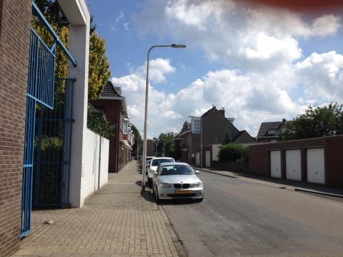 In deze straat heb ik de eerste 7 jaar van mijn leven gewoond