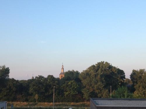 Ik heb nog een heel rits foto's te gezien mogen worden, maar het is laat en de toren afsluiten, dus... Dag dag, tot morgen!