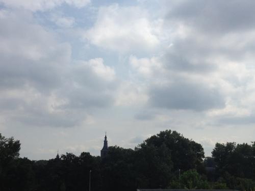 Dag toren, dag dag..