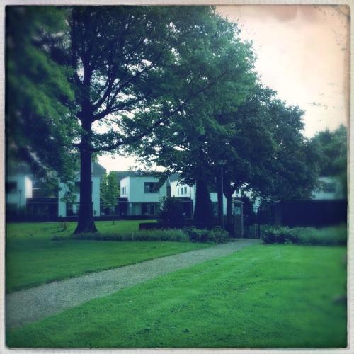 De kortste route loopt door het mooiste stukje van Kerkrade