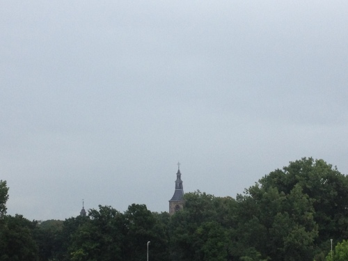 De toren zit in een depressie vandaag