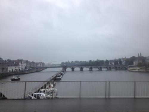 Hallo Maastricht, wat zie je bleek?