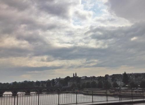 Dag Maastricht. Ik zal je een paar weken missen.